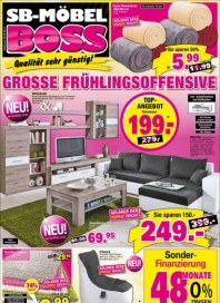 SB Möbel Boss Aktuelle Angebote April 2014 KW18 3
