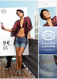 C&A Every day a Holiday Mai 2014 KW18