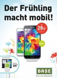 BASE Der Frühling macht mobil Mai 2014 KW18