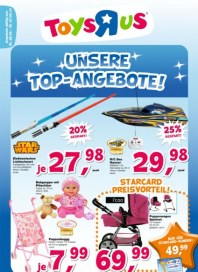 Toys'R'us Unsere Top-Angebote April 2014 KW17