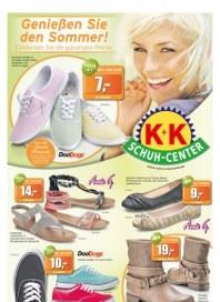 K+K Schuh-Center Genießen Sie den Sommer Mai 2014 KW18