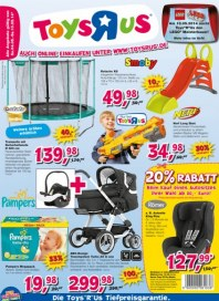 Toys'R'us Angebote Mai 2014 KW18