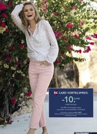 Peek & Cloppenburg 10€ Vorteil mit der P&C Card Mai 2014 KW19