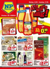 NP-Discount Aktueller Wochenflyer Mai 2014 KW20