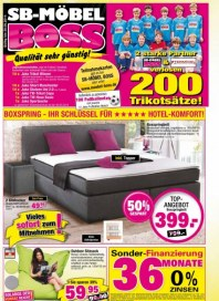 SB Möbel Boss Aktuelle Angebote Mai 2014 KW19
