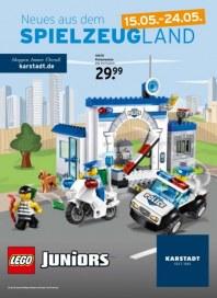 KARSTADT Spiel - Neues aus dem Spielzeugland Mai 2014 KW20