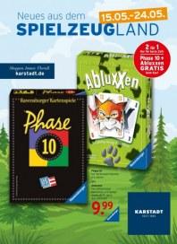 KARSTADT Spiel - Neues aus dem Spielzeugland Mai 2014 KW20 1