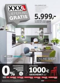 XXXL Möbelhäuser Lieferung gratis Mai 2014 KW20
