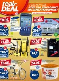 real,- Deals der Woche Mai 2014 KW21