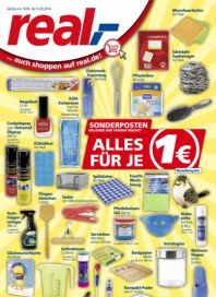 real,- Sonderposten Mai 2014 KW21