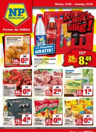NP-Discount Aktueller Wochenflyer Mai 2014 KW21 1