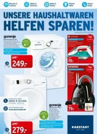 KARSTADT Elektro - Unsere Haushaltwaren helfen sparen Mai 2014 KW20