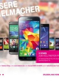 Telekom Shop Unsere Spielemacher Mai 2014 KW21