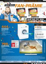 Saturn Aktuelle Angebote...TECH-NICKs Fan-Prämie Mai 2014 KW21 2