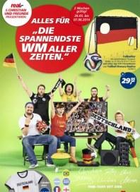 real,- Die spannendste WM aller Zeiten Mai 2014 KW22