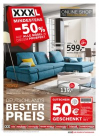 XXXL Möbelhäuser Deutschlands bester Preis Mai 2014 KW22