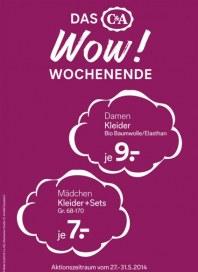 C&A Das WOW! Wochenende Mai 2014 KW22 2