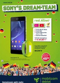 mobilcom-debitel Sonys Dream-Team Juni 2014 KW22 1