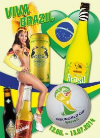 Getränkeland Viva Brazil Juni 2014 KW23