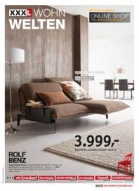 XXXL Möbelhäuser Wohnwelten Juni 2014 KW23