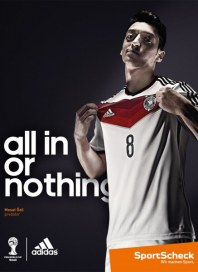 SportScheck All in or nothing Juni 2014 KW23