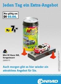 Conrad Jeden Tag ein Extra-Angebot Juni 2014 KW23 2