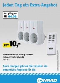 Conrad Jeden Tag ein Extra-Angebot Juni 2014 KW23 3