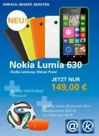 Prospekte Nokia Lumia 630 Juni 2014 KW23