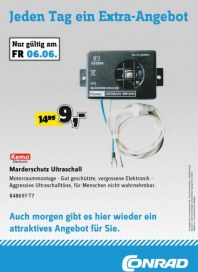 Conrad Jeden Tag ein Extra-Angebot Juni 2014 KW23 5