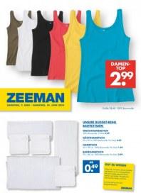 Zeeman Zeeman Juni 2014 KW23