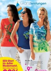Adler Glanzleistungen - SSV-Start im Adler Modemarkt Juni 2014 KW24