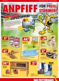 Das Futterhaus Angriff für Preisstürmer Juni 2014 KW24