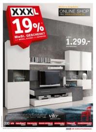 XXXL Möbelhäuser Möbel, Küchen und Matratzen Juni 2014 KW25