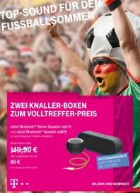 Telekom Shop Zwei Knaller-Boxen zum Volltreffer-Preis Juni 2014 KW25