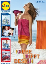 Lidl Farbe trifft Design Juni 2014 KW26