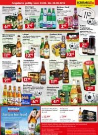Getränkeland Getränkeland – erfrischend anders Juni 2014 KW26 3
