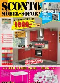 Sconto Möbel-Sofort Juni 2014 KW25 1