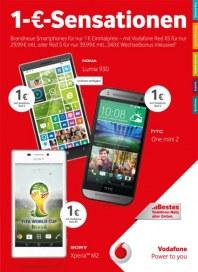 Vodafone 1-€-Sensation Juni 2014 KW26