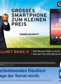 Prospekte Großen Smartphone zum kleinen Preis Juni 2014 KW26