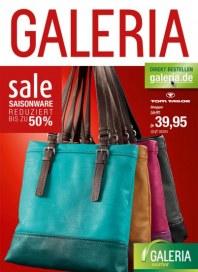 Galeria Kaufhof Sale - Taschen & Koffer Juni 2014 KW26
