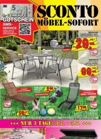 Sconto Möbel-Sofort Juni 2014 KW27