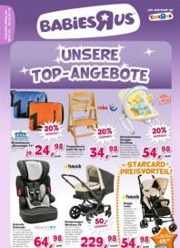 Toys'R'us Unsere Top-Angebote Juli 2014 KW27