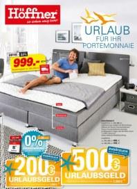 Höffner Höffner - Wo Wohnen wenig kostet Juli 2014 KW27 2