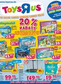 Toys'R'us Wir schlagen jeden Preis Juli 2014 KW27