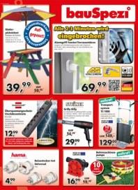 BauSpezi Angebote Juli 2014 KW27