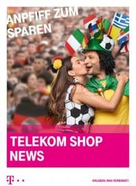Telekom Shop Anpfiff zum Sparen Juli 2014 KW27