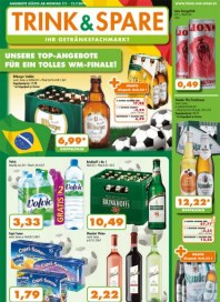Trink und Spare Unsere Top-Angebote für ein tolles WM-Finale Juli 2014 KW28