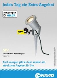 Conrad Jeden Tag ein Extra-Angebot Juli 2014 KW28 1
