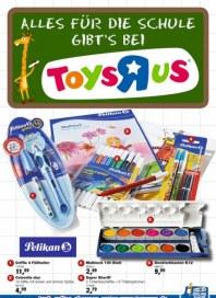 Toys'R'us Alles für die Schule gibts bei ToysRus Juli 2014 KW28