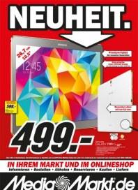 MediaMarkt Neuheit Juli 2014 KW28